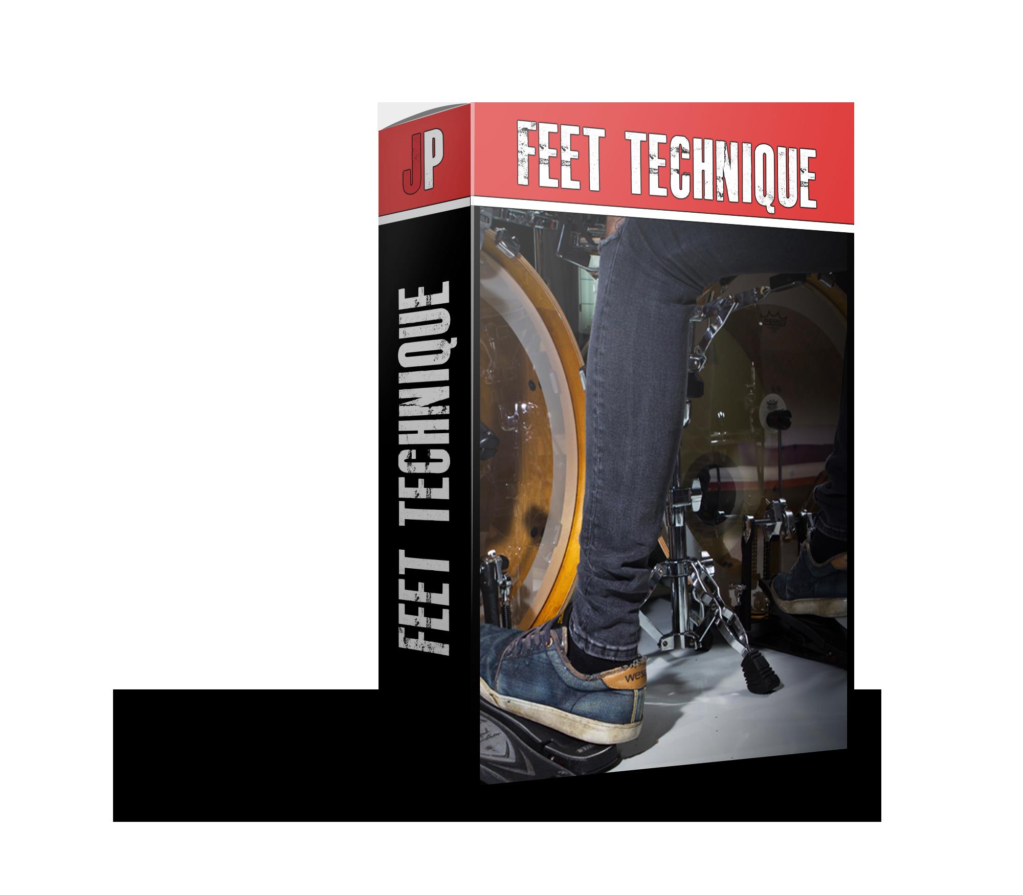 Feet Technique course image