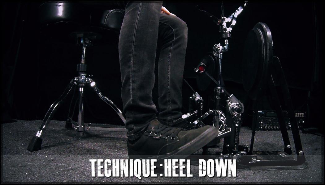 Heel Down course image