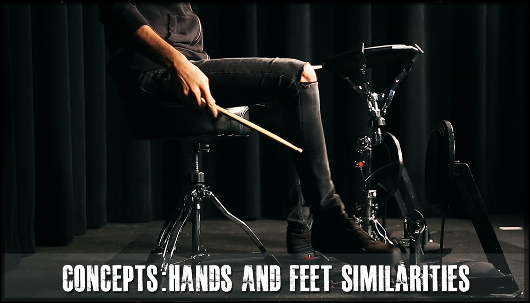 Hands And Feet Similarities course image