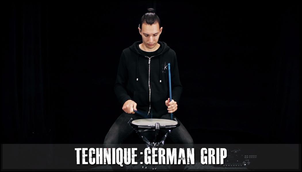 German Grip course image
