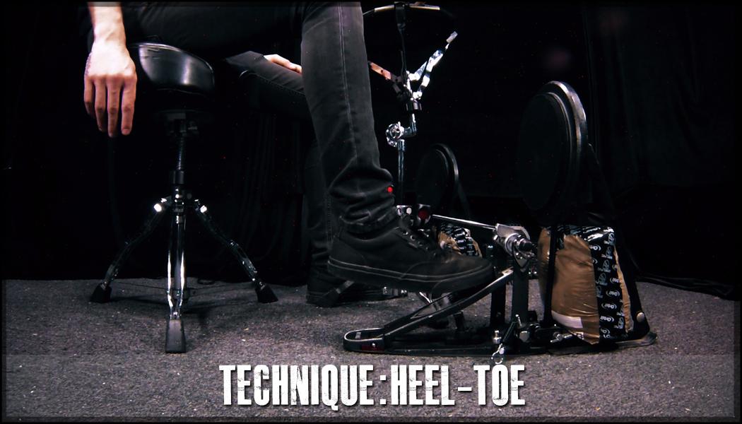 Heel-Toe course image