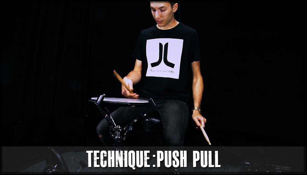 Push Pull Technique course image
