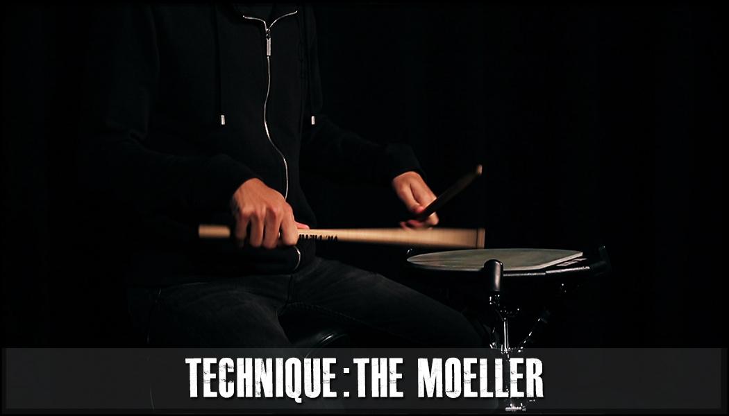The Moeller Technique course image