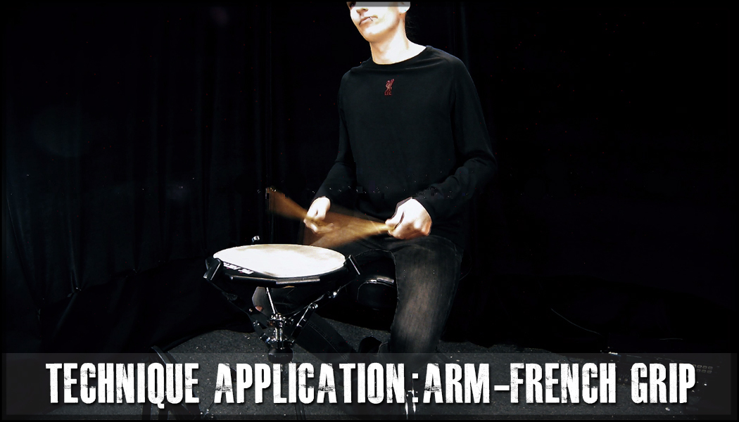 French Grip Application course image