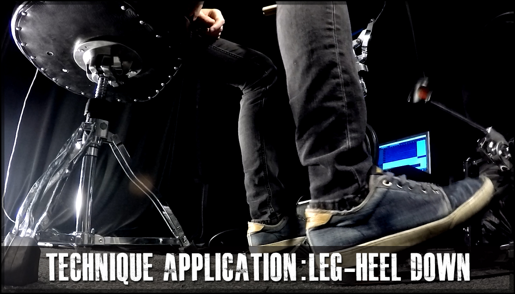 Heel Down Application course image
