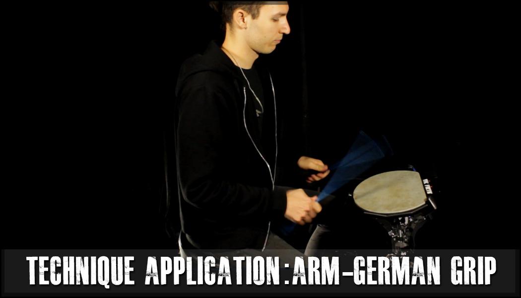 German Grip Application course image