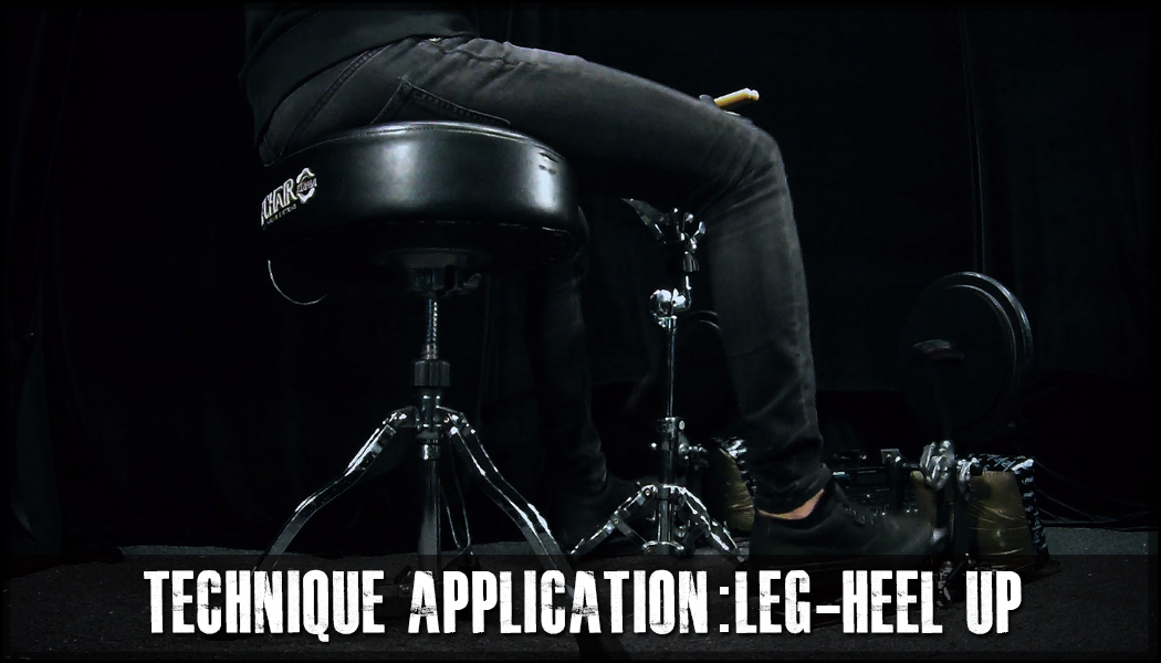 Heel Up Application course image