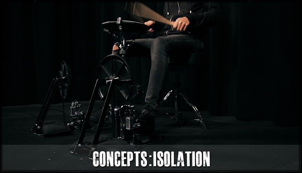 Isolation course image