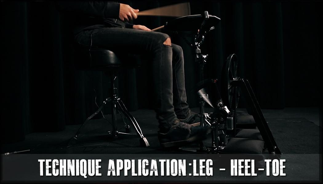Heel Toe Application course image
