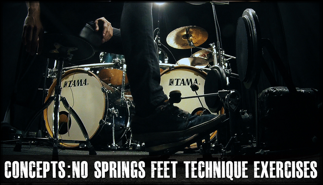 No Springs Feet Technique Exercises course image
