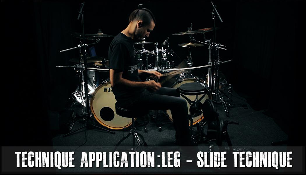 Slide Technique Application course image