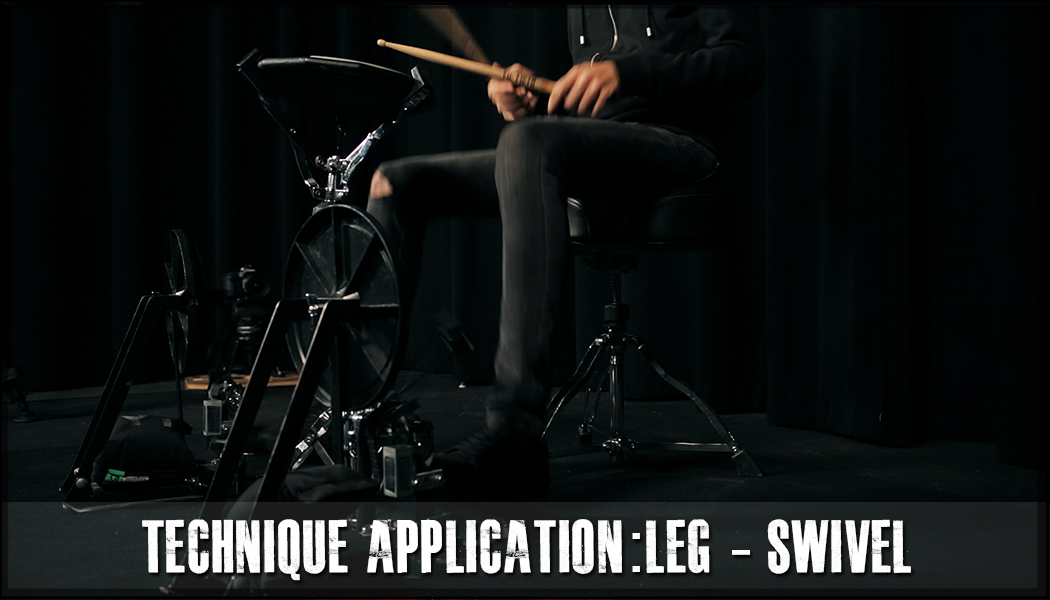 Swivel Technique Application course image