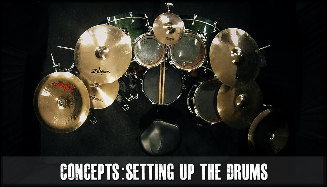 How To Set Up A Drum Set course image