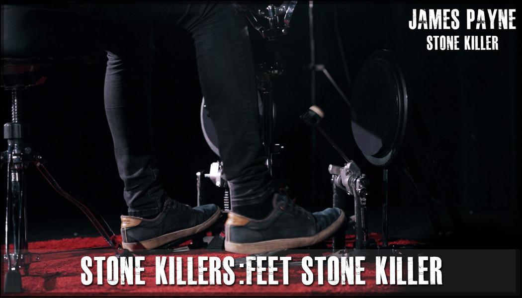 Feet Stone Killer course image