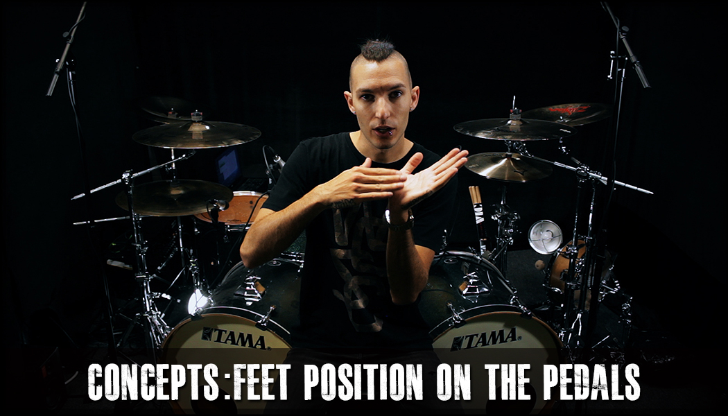 Feet Position On The Pedals course image