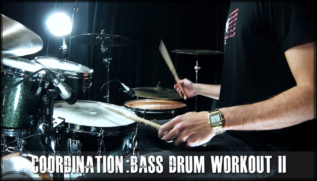 Bass Drum Workout II course image