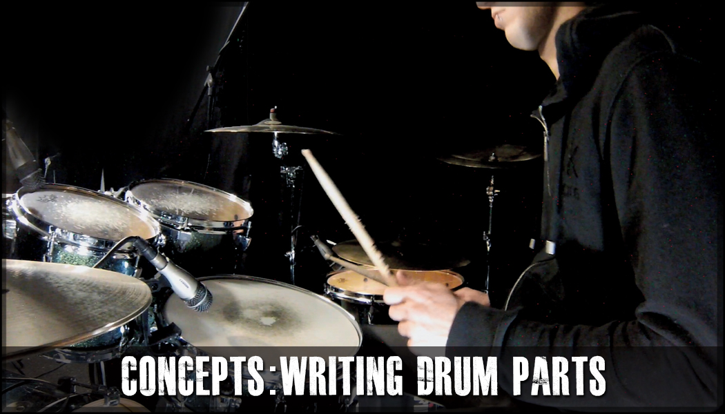Writing Drum Parts course image