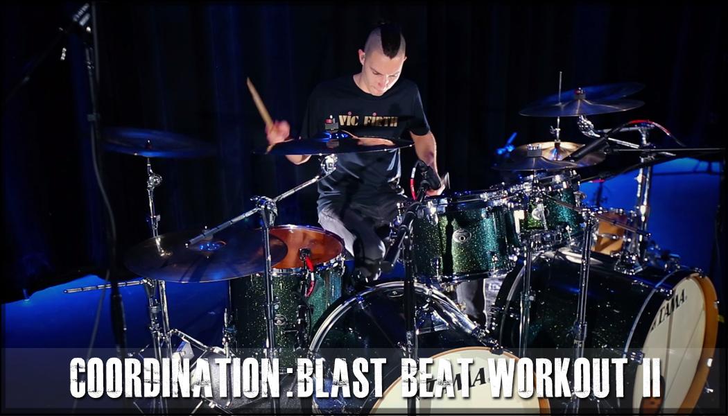 Blast Beats Coordination course image