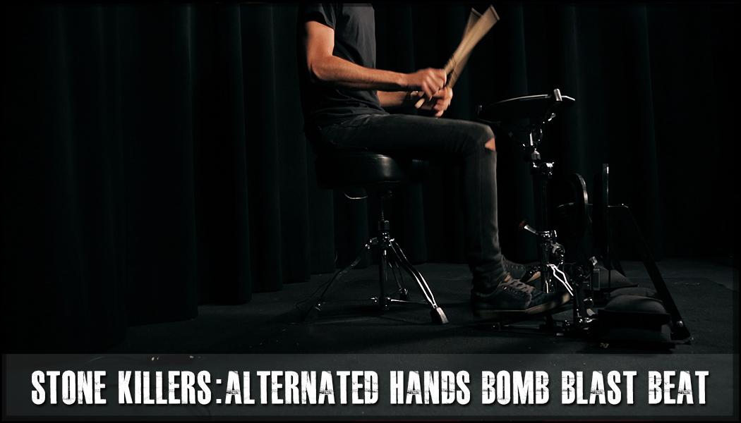 Bomb Blast Beat Stone Killer II course image