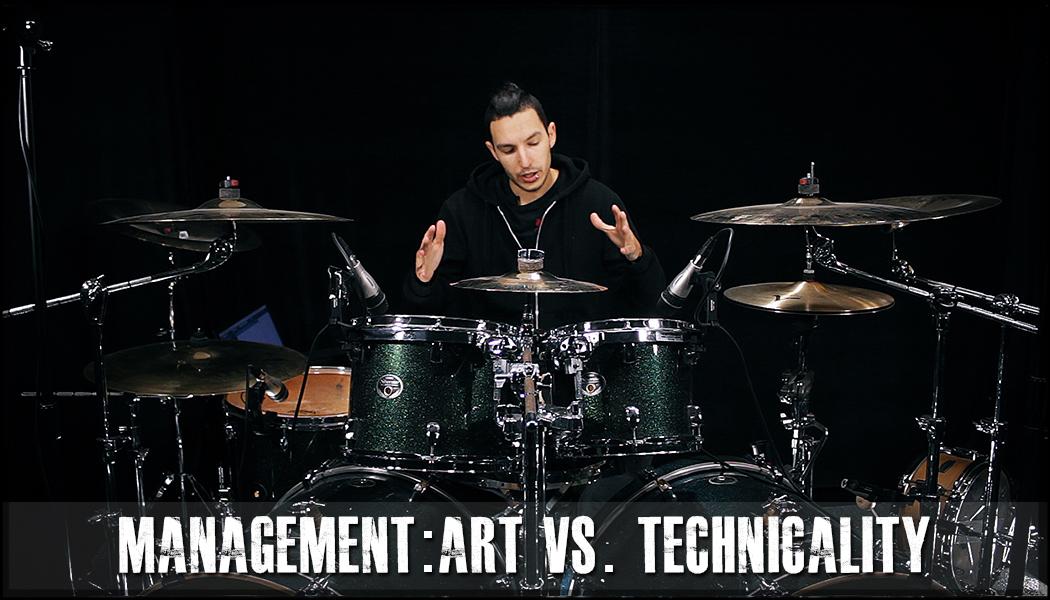 Art vs. Technicality course image