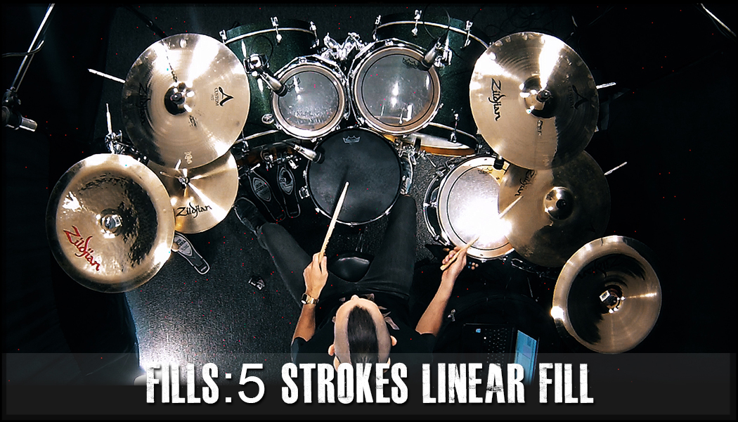 5 Strokes Linear Fills course image