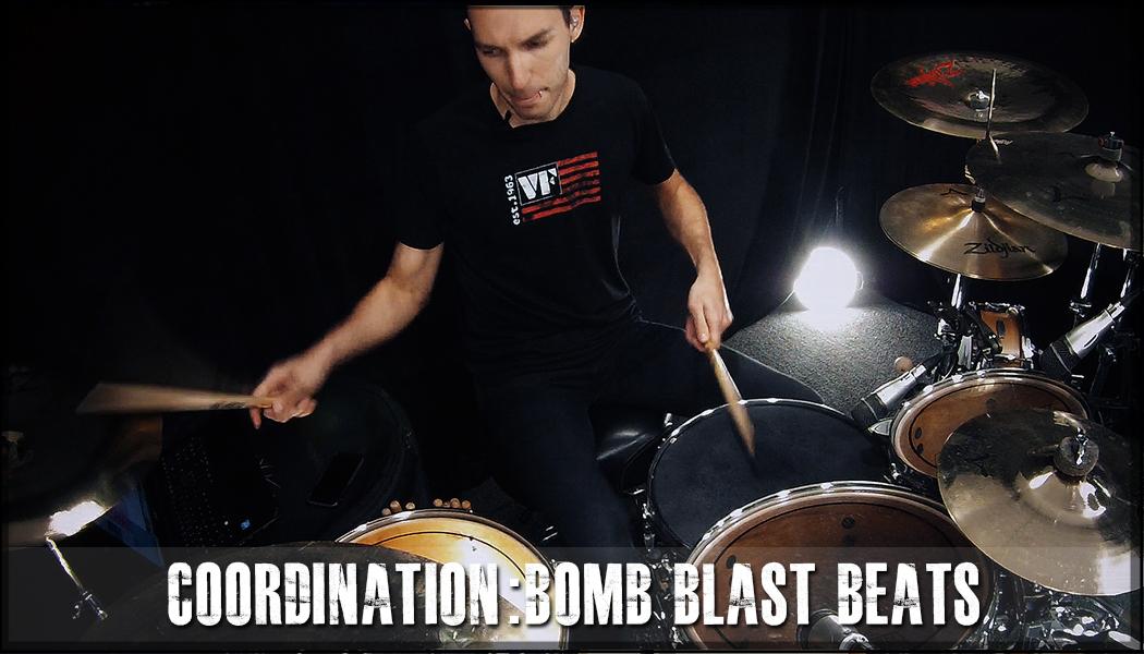 Bomb Blast Beats Coordination course image