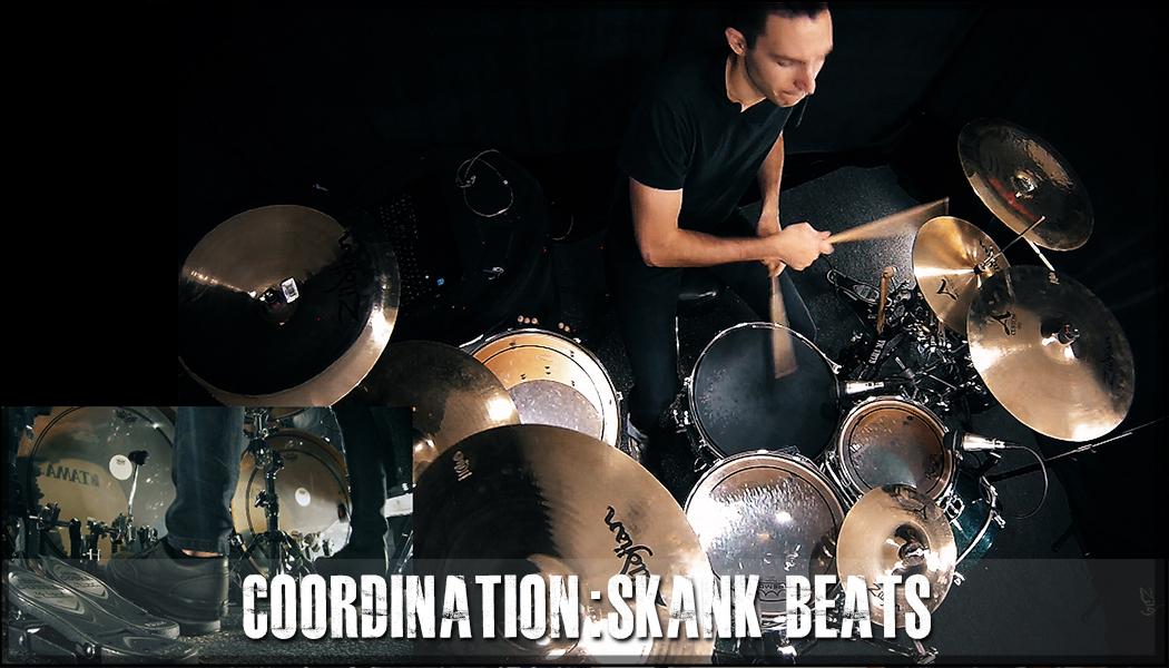 Skank Beats Coordination course image