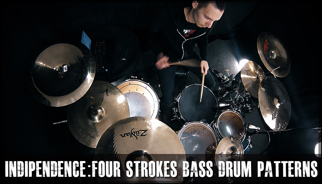 Four Strokes Bass Drum Independence course image