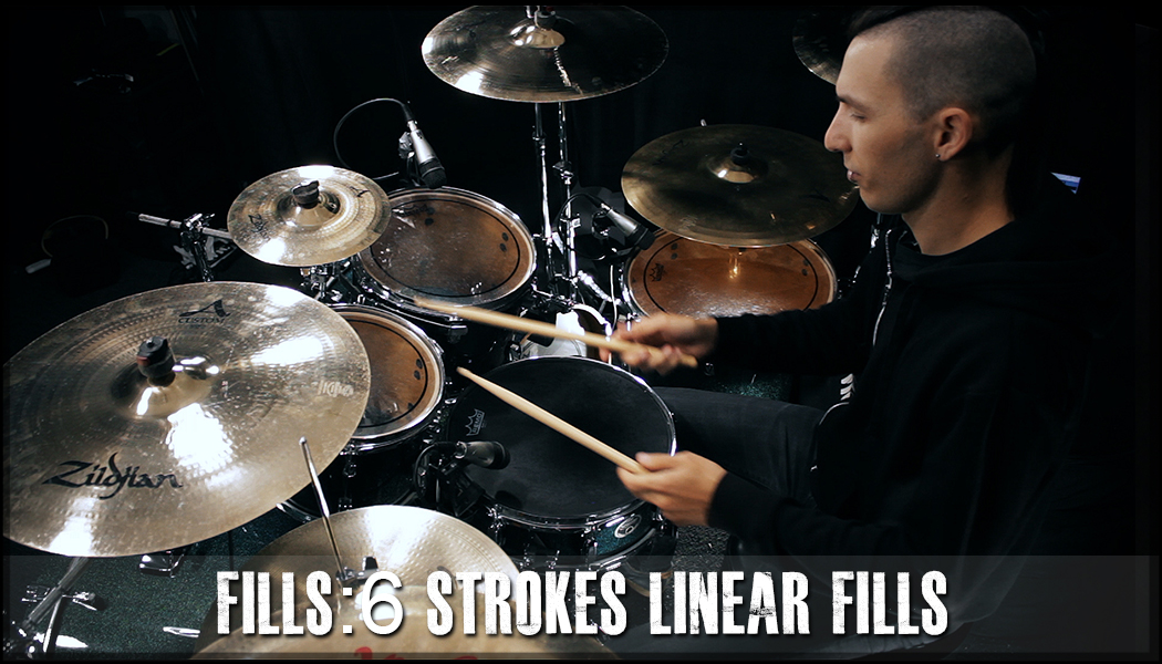 6 Strokes Linear Fills course image