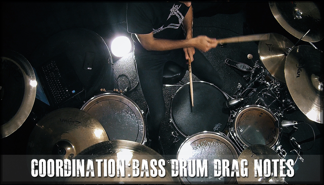 Bass Drum Drag Notes course image