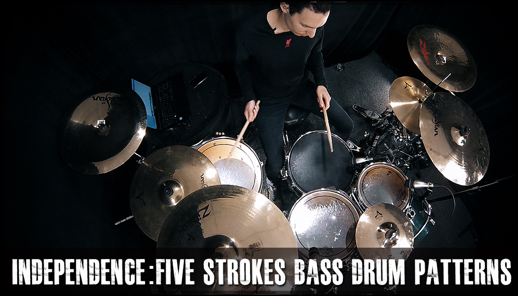 Five Strokes Bass Drum Independence course image