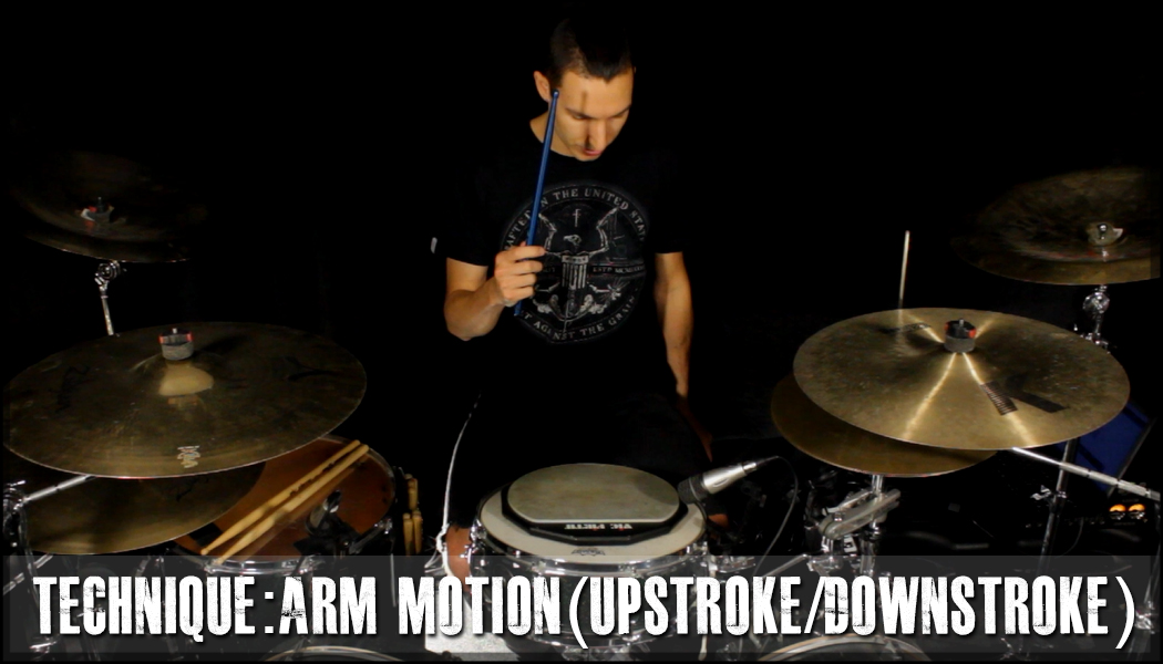 Arm Motion (Upstroke/Downstroke) course image