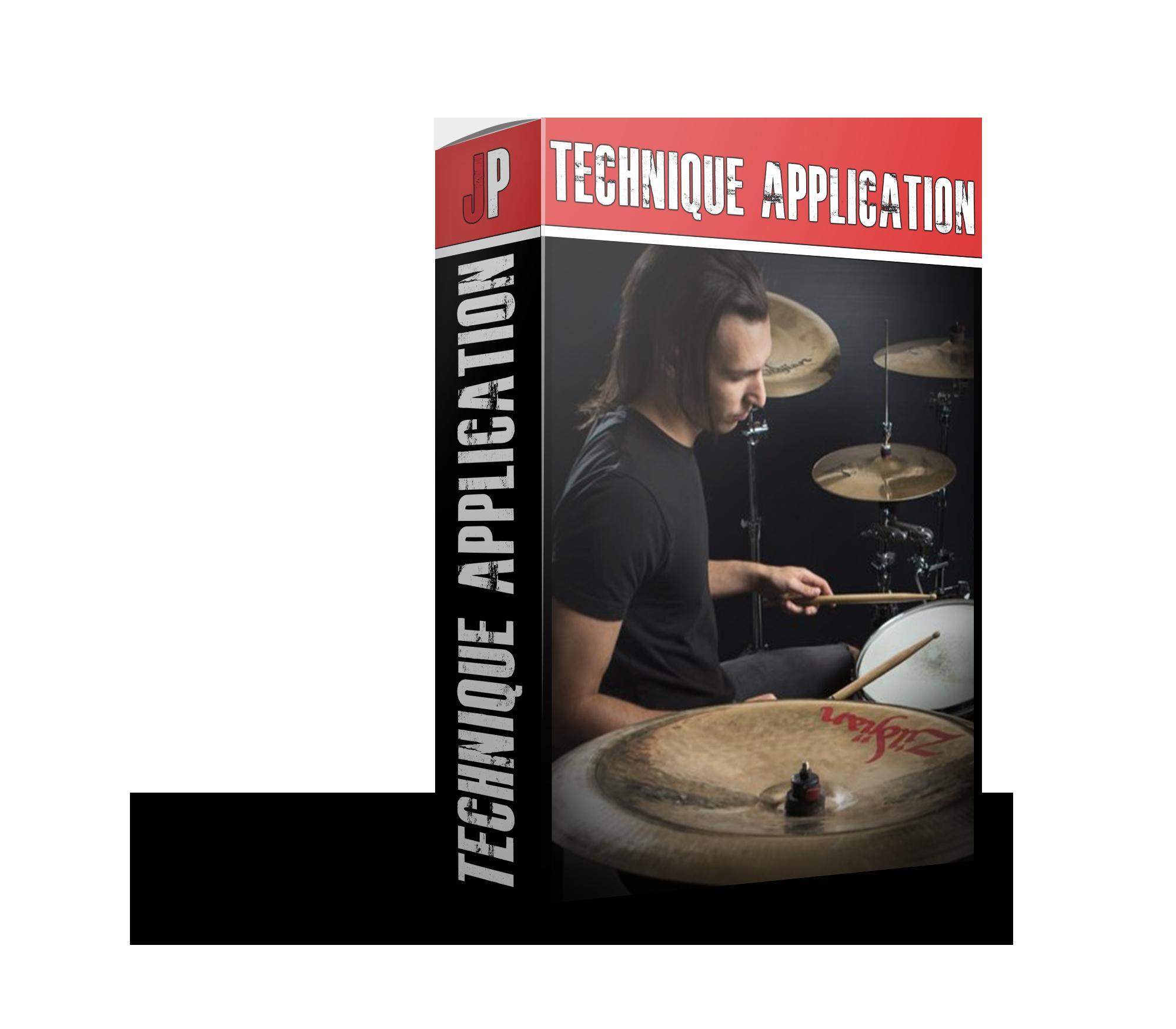 Techniques Application course image
