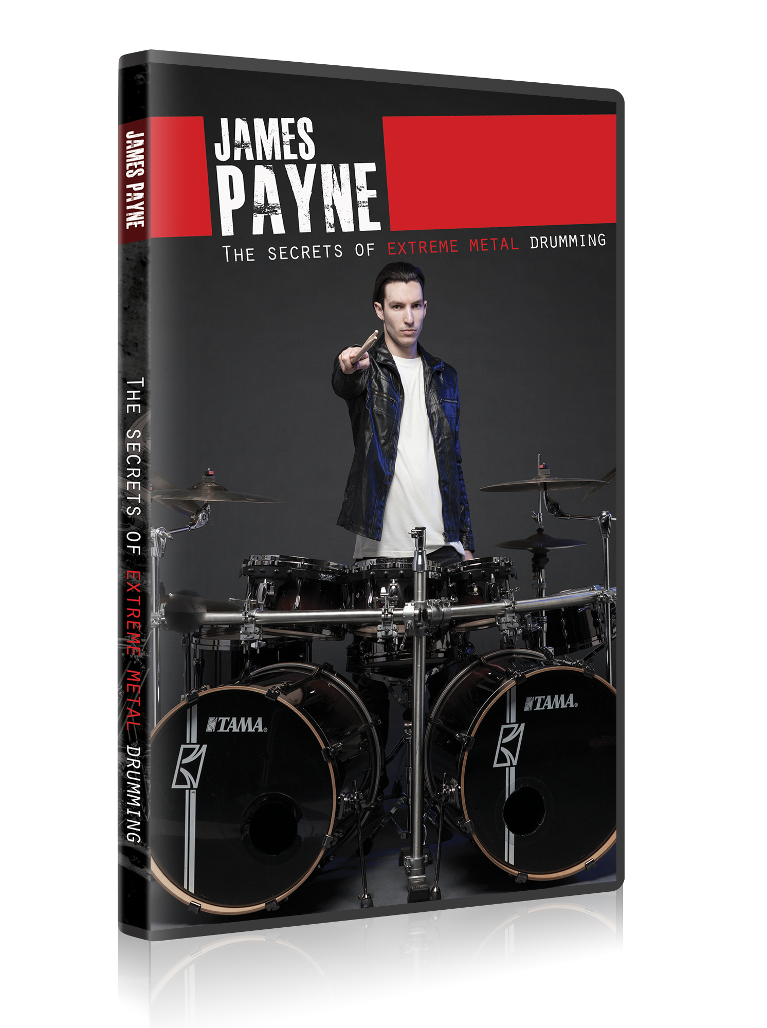 The Secrets Of Extreme Metal Drumming - DVD Streaming course image