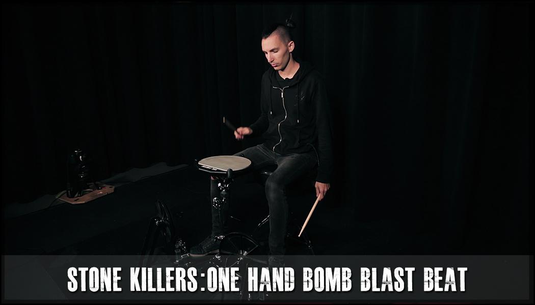 Bomb Blast Beat Stone Killer I course image