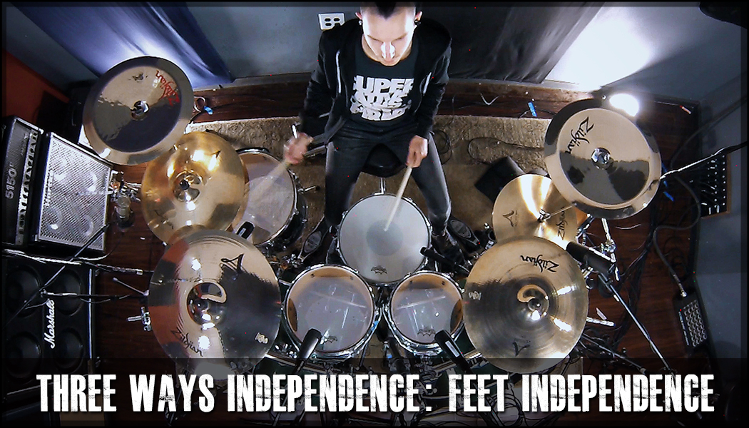 Three Ways Independence – 01 Feet Independence: Leading With The Hands course image