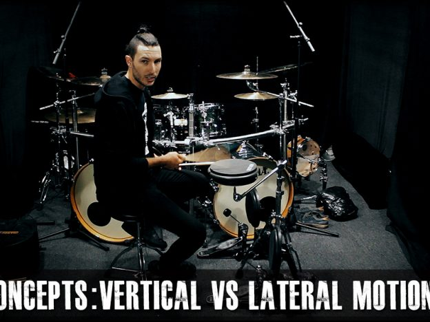 Vertical Motions VS. Lateral Motions course image