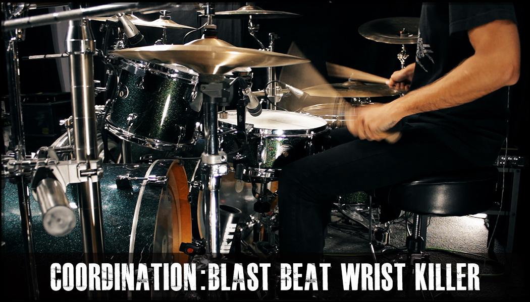 The Blast Beat Wrist Killer course image