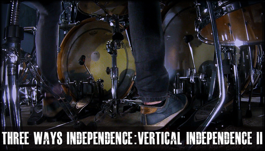 Three Ways Independence – 04 Vertical Independence: Leading With The Left Side course image