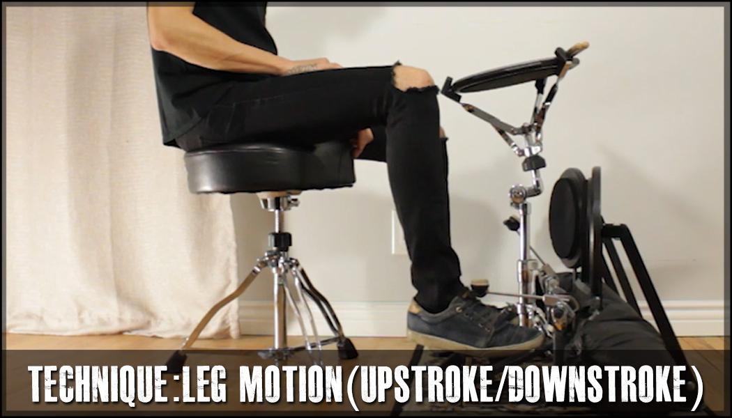 The Leg Motion course image